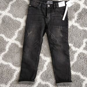 H & M Boys Lined Jeans size 7-8Y